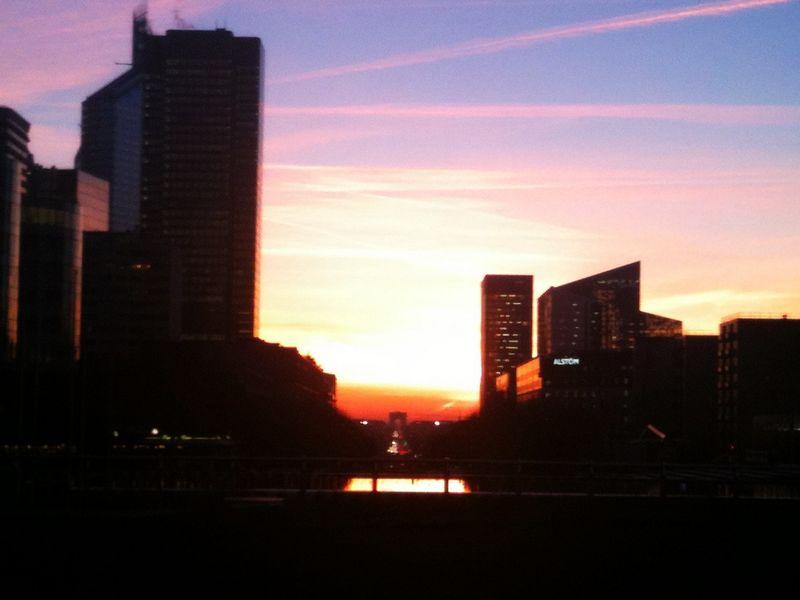 Lever soleil 17 janvier